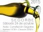 XII Muestra agrícola del olivo en Segorbe